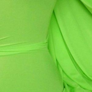 Shiny Flo Green